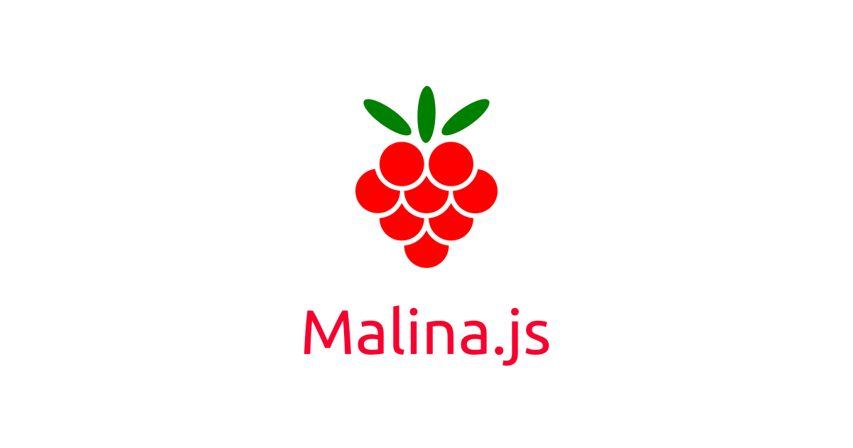 Getting Started with Malina.js