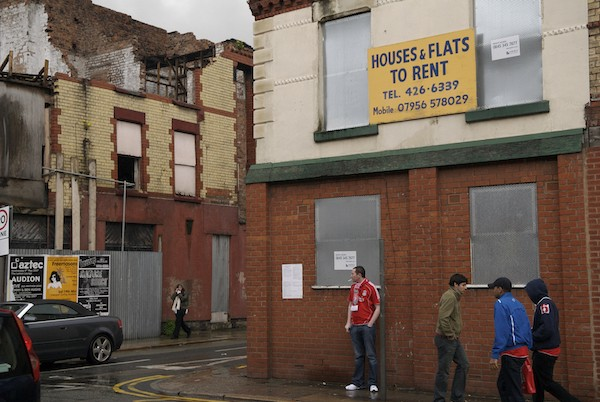 Liverpool Football Club 2006. Originally Commissioned by Libération (France) 22 May 2007. Article on Liverpool Football Culture by Christian Losson. Picture Editor Clémentine Mercier.