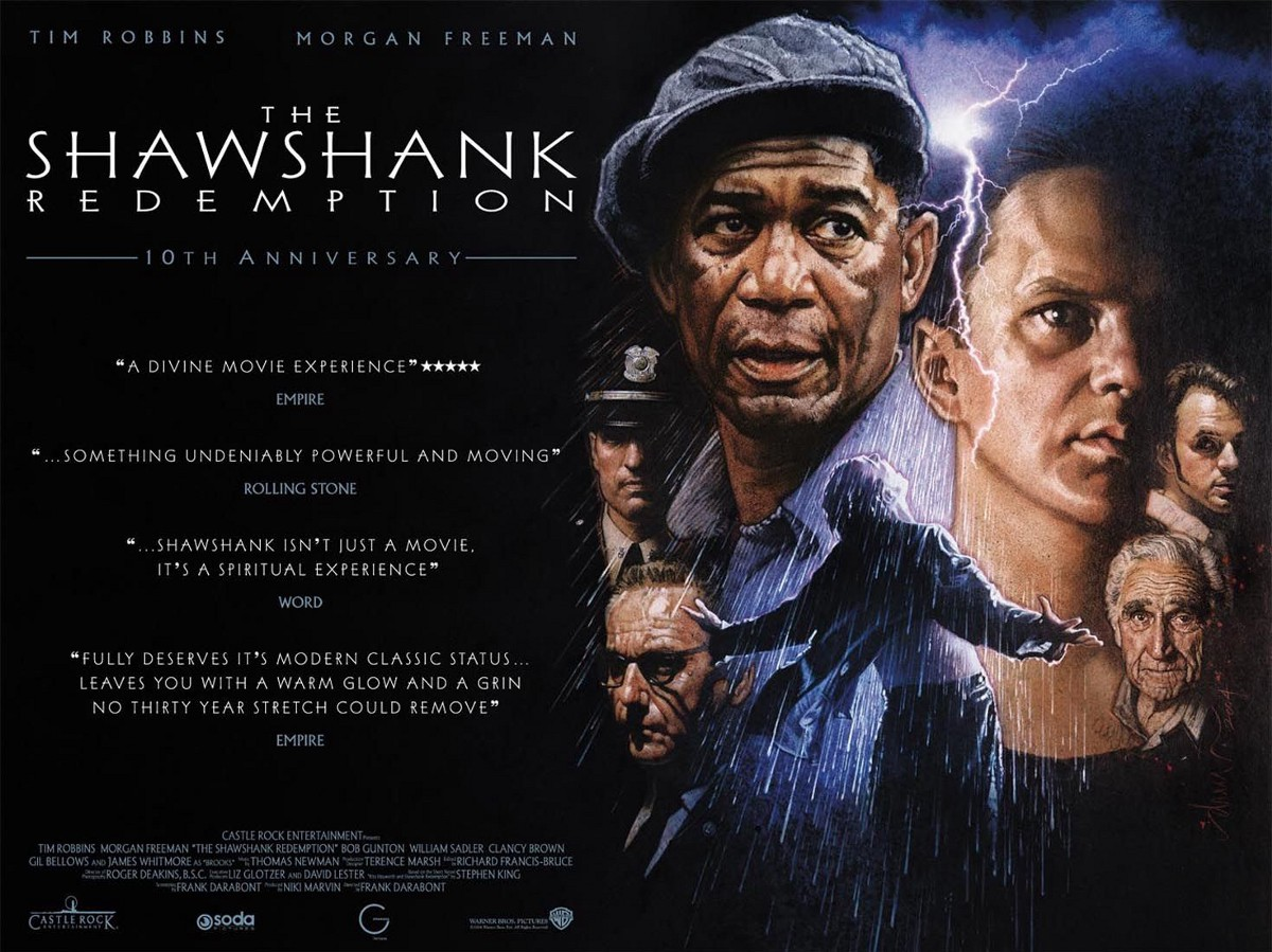 """Movie Analysis: """"The Shawshank Redemption"""" - Go Into The Story"""