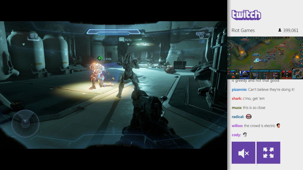 Your favorite chat features are now on Xbox One - Twitch Blog