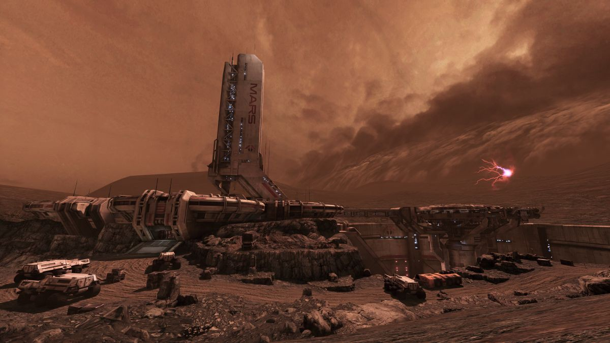 A New Space Race: The Advantages Of Going To Mars