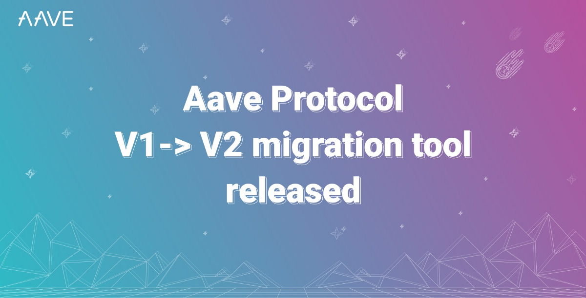 Aave Protocol migration tool released