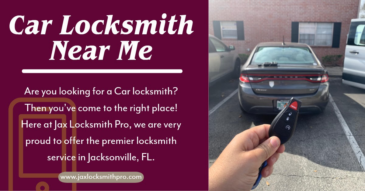 Car Locksmith. Hire Highly Experienced and Skilled… | by UBS Team | Medium
