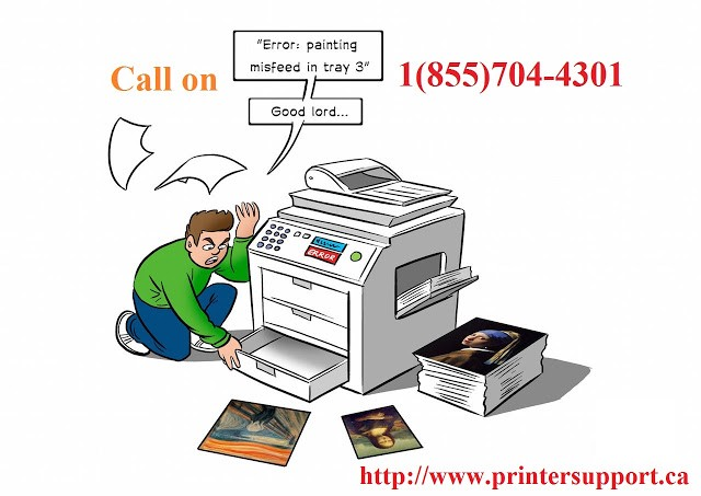Dial 1(855)704–4301 How to Fix Brother Printer Machine Error 46
