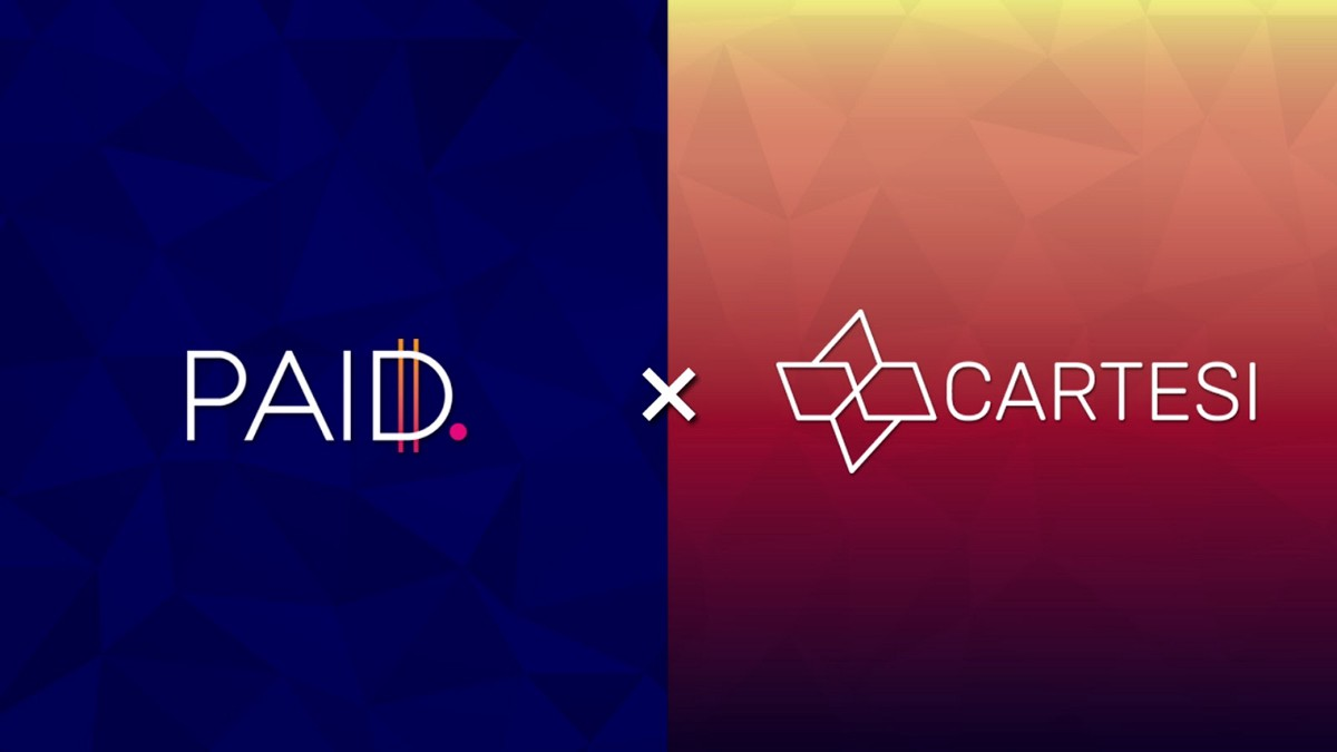 PAID Network Collaborates With Cartesi Labs