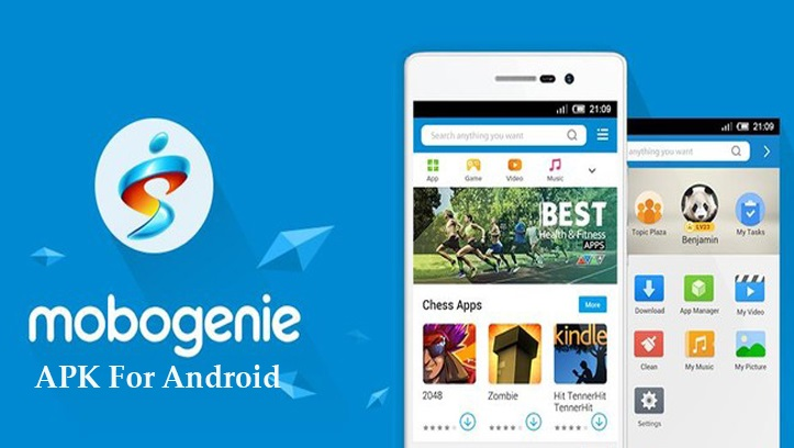 Mobogenie is the best alternative to Google play - Jetbox