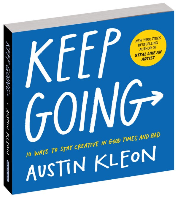 Keep Going book cover