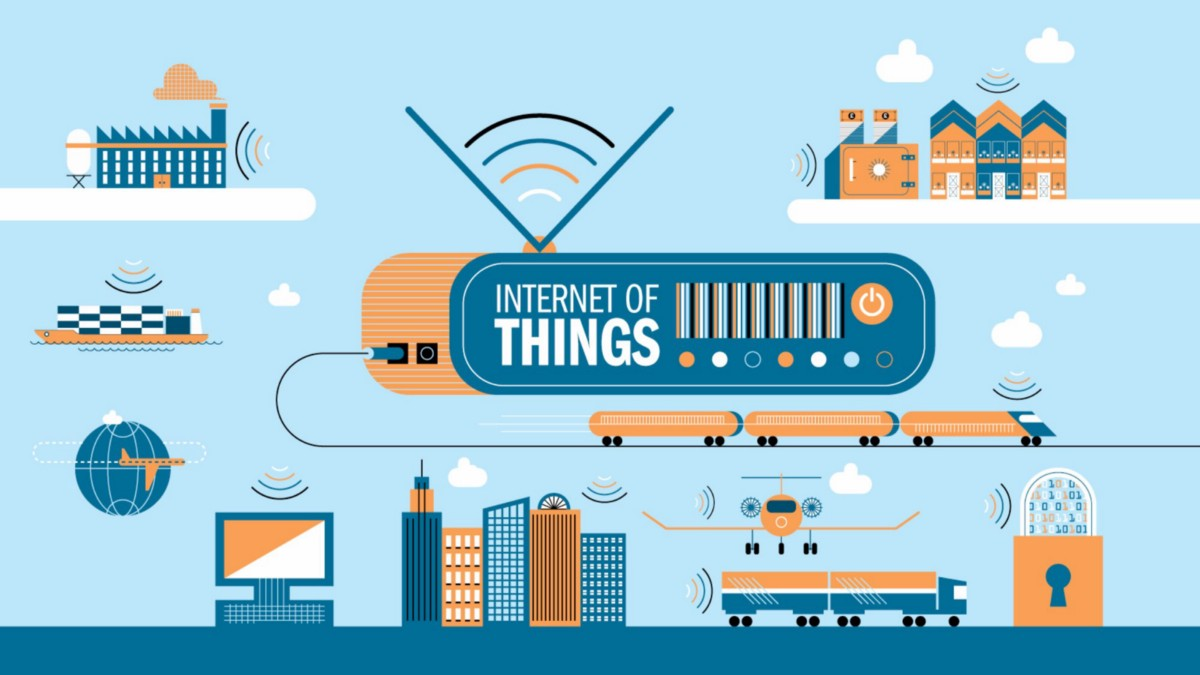 How ERP and IoT Works Together To Transform Business