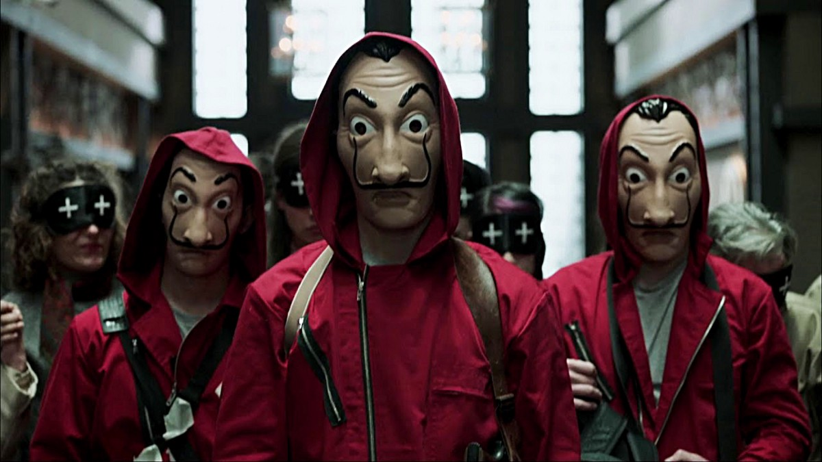 The Meaning Of The Mask Of Dalì In La Casa De Papel By Benedetta Cerri Artupia Stories Medium