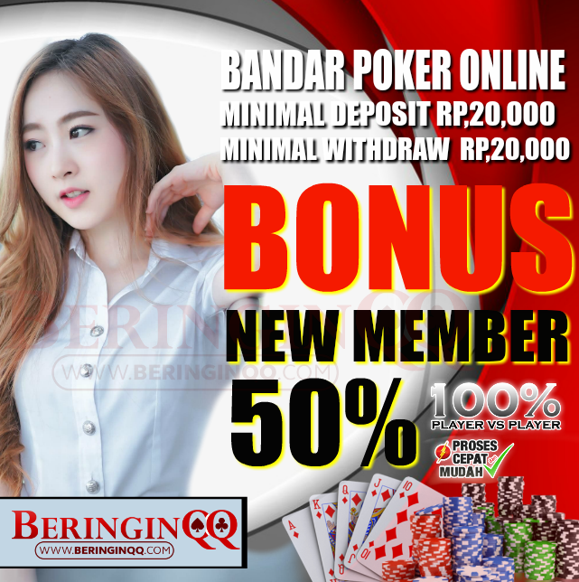 Poker Bonus New Member 50 By Depositresort Feb 2021 Medium