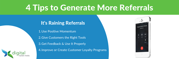 How To Generate More Referrals