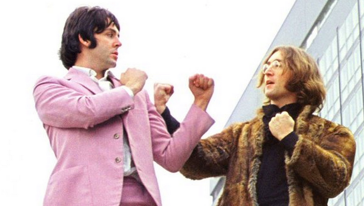 """John or Paul? Data Resolves the Age Old """"Who was the #1 Beatle"""" Question"""