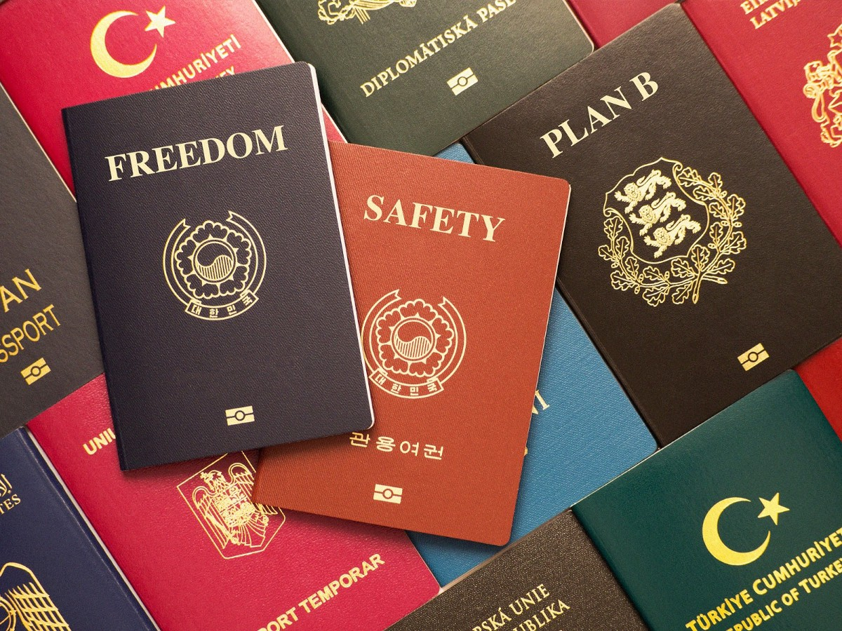 How I bought a second passport and why you should too | by Marek Zmyslowski  | Medium