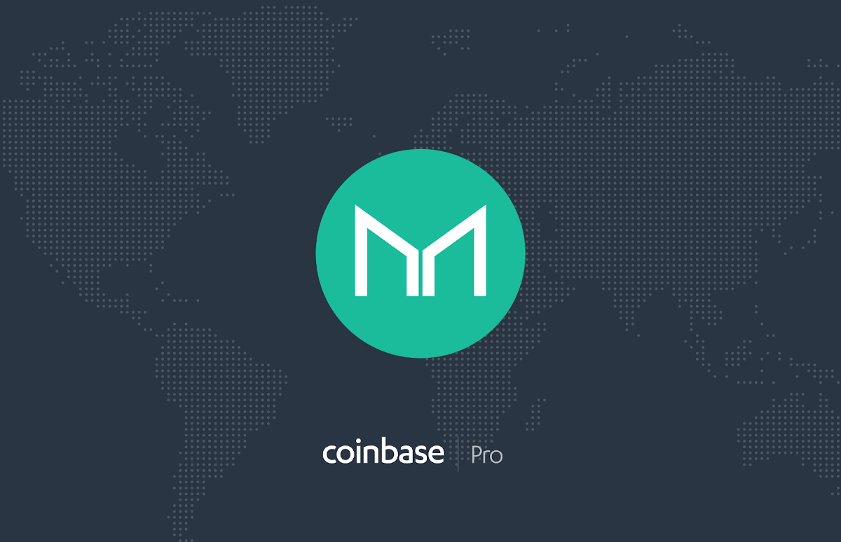 Maker (MKR) is launching on Coinbase Pro