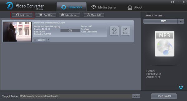 How to Convert M4A to MP3 in Windows Media Player