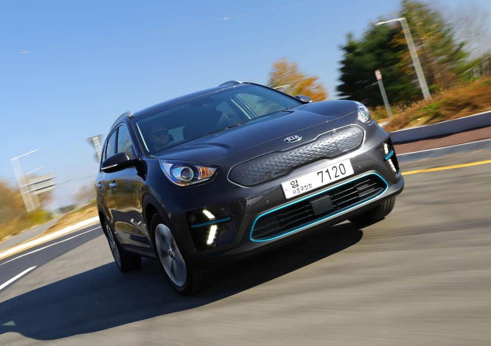 Auto Express Kia >> New Kia E Niro Winner Of The Affordable Electric Car Of The Year