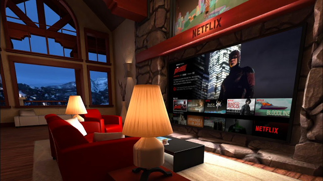John Carmack on Developing the Netflix App for Oculus