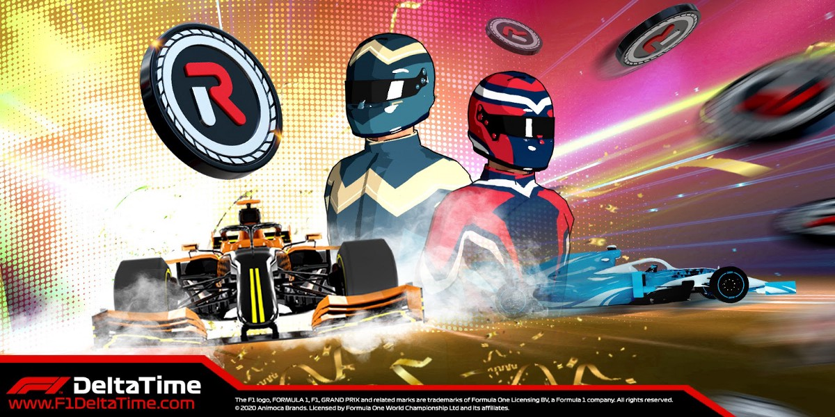 Experience the F1® Delta Time Formula 1 Chinese Grand Prix™ for the first time!