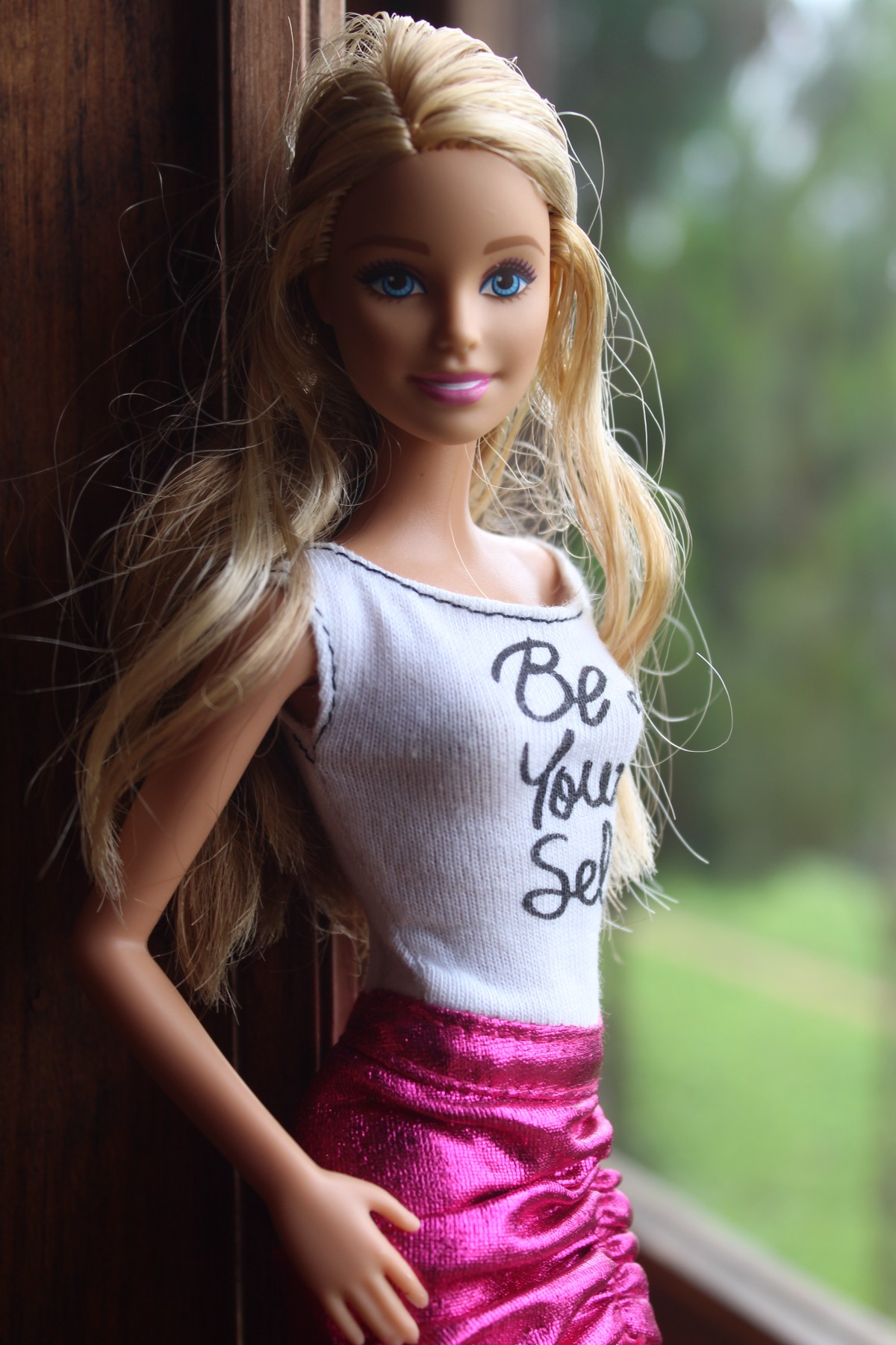 Introducing Librarian Barbie!