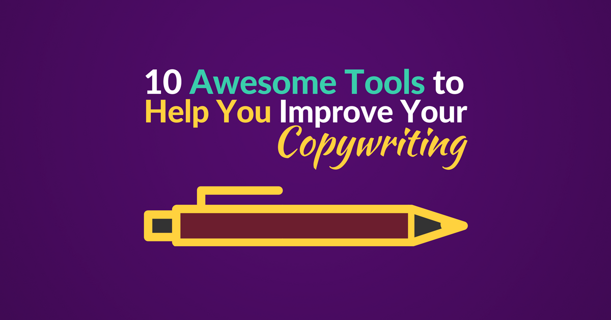 10 Awesome Tools 🛠️ to Help You Improve Your Copywriting 📝