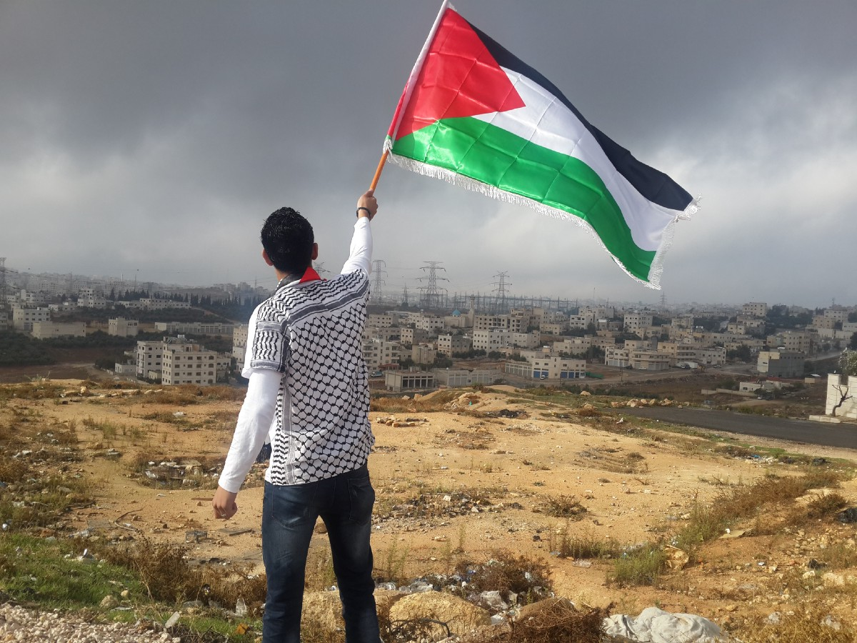 Palestinians refuse to stop thinking forward