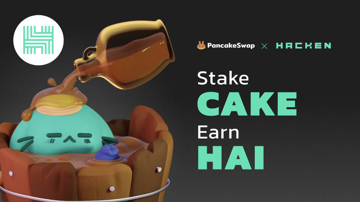 PancakeSwap Welcomes Hacken to Syrup Pool!