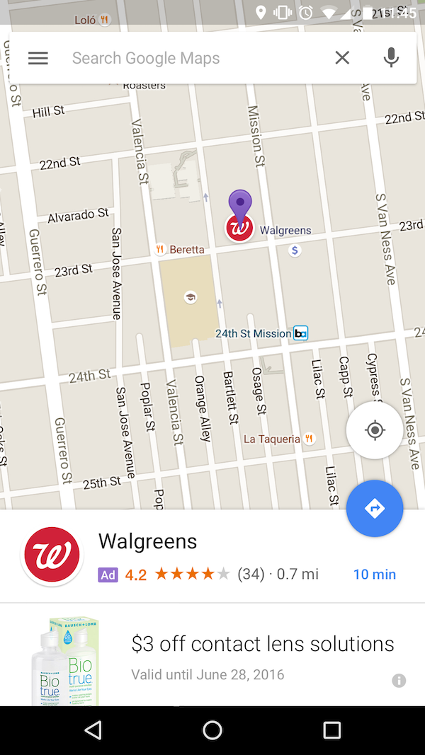 New Ads In Google Maps 10 Things You Need To Know