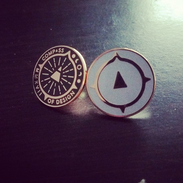 The compass guide to designing your own custom lapel pins: