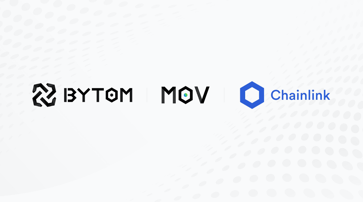 Bytom to Integrate Chainlink to Power Its Entire Suite of DeFi Products