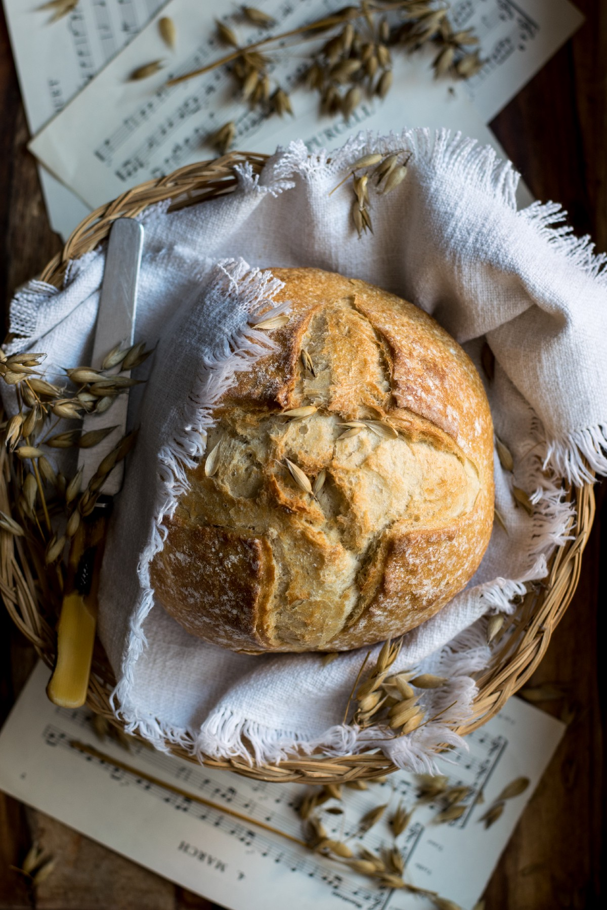 You Can Eat Bread—as Long as You Make It