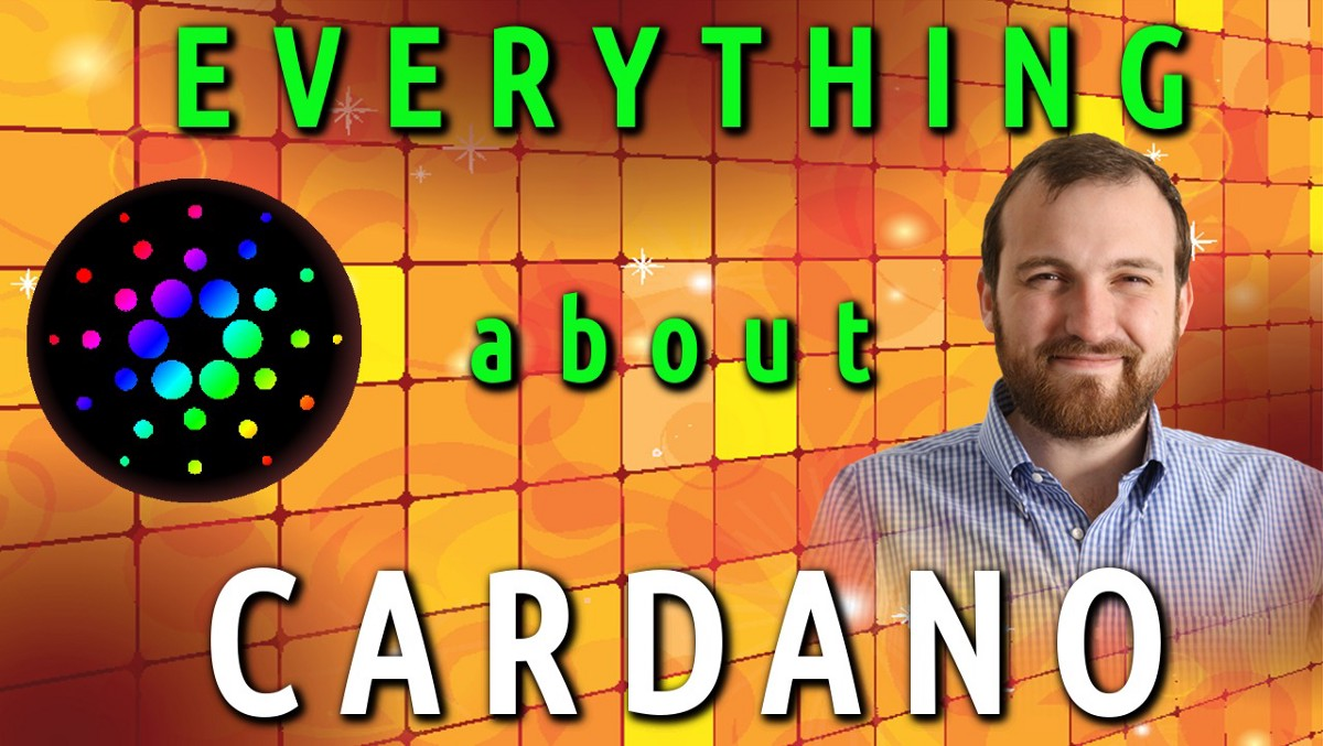 EVERYTHING ABOUT CARDANO! (2018)
