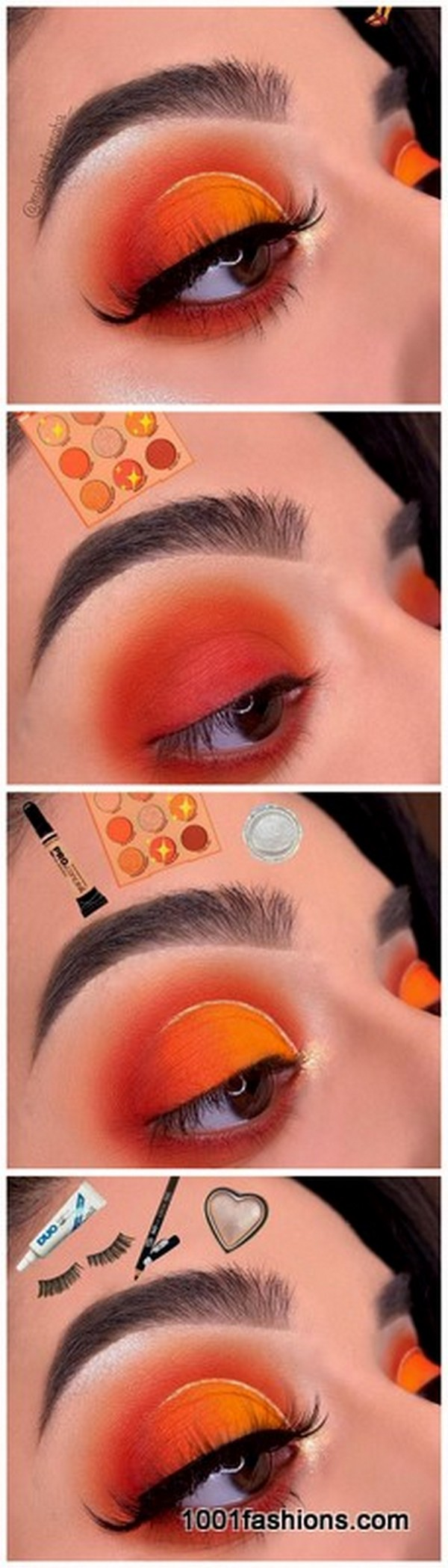 Fabulous And Stylish Party Makeup Ideas For This Beginners By 1001 Fashions Medium