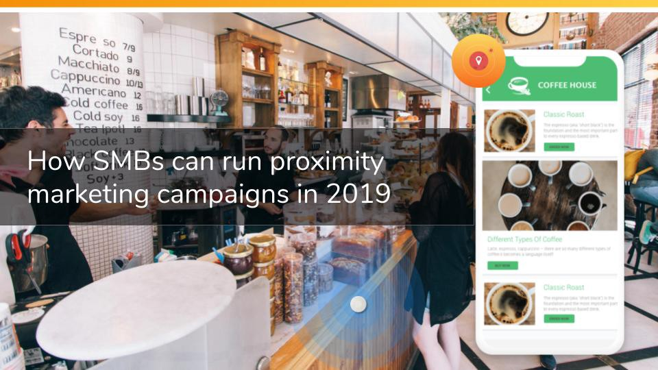 How SMBs can run proximity marketing campaigns with beacons
