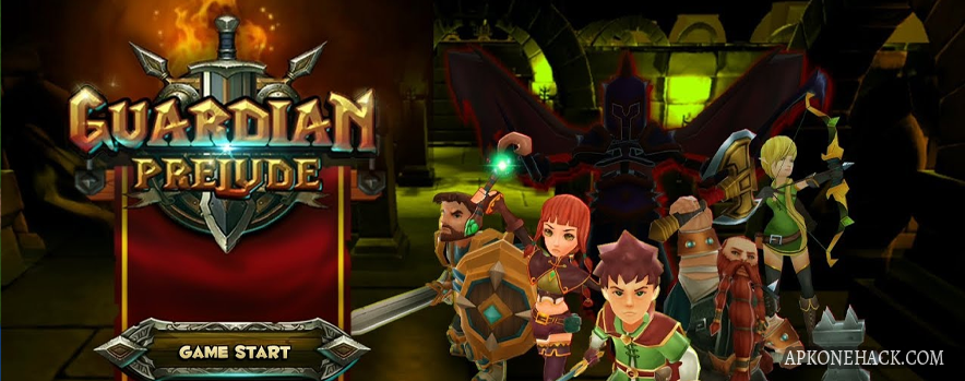 Guardian Prelude:Pure MMORPG Apk + OBB Data [Full] v1 0 2 2 Android