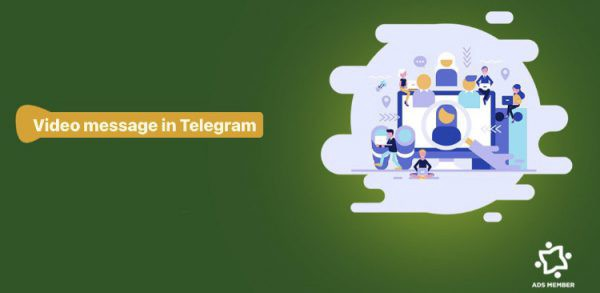 How to record and send a video message in Telegram?✔️ | Adsmember