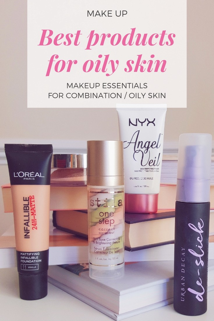 Makeup Essentials For Oily Skin Self Care Inside Outside Medium