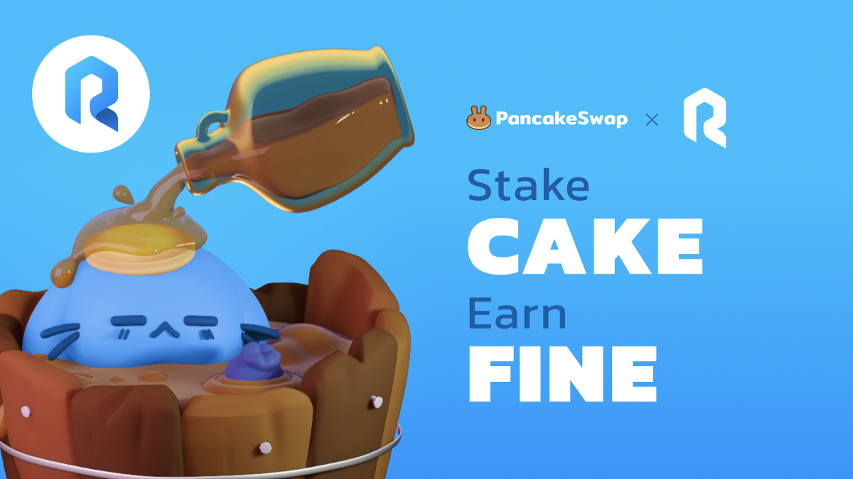 Refinable Delighted to Join PancakeSwap's Syrup Pool!