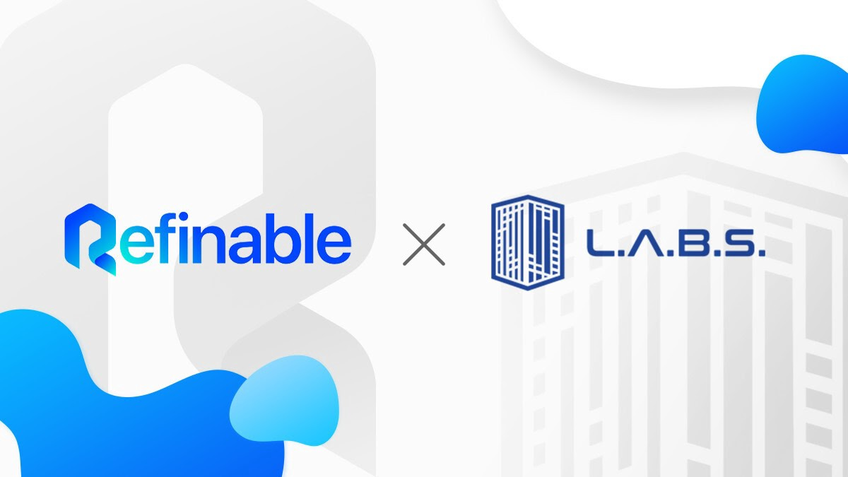 Refinable Announces Partnership with LABS to Combine Real Estate and NFTs
