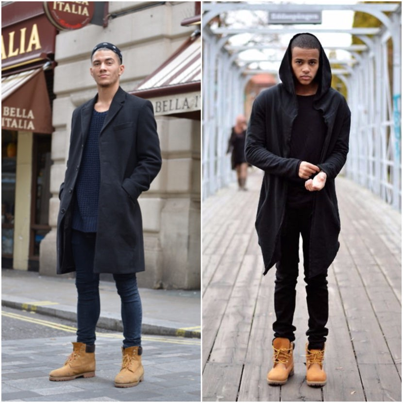best novel style where can i buy How To Wear Timberland Boots: Mens Style Guide - Life ...