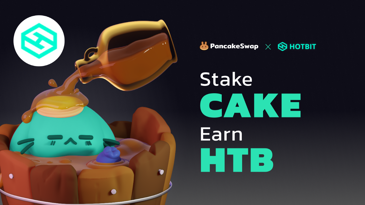PancakeSwap Welcomes Hotbit to Syrup Pool!