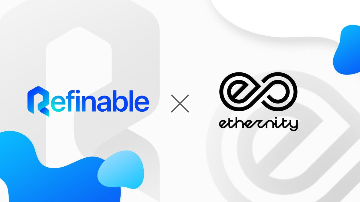 Refinable Forges Strategic Alliance with Ethernity