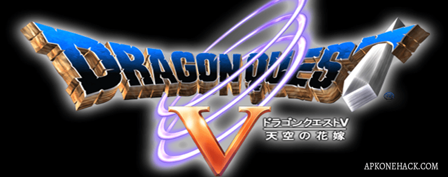 DRAGON QUEST V MOD Apk + OBB Data [Unlimited Money] 1 0 7 Android