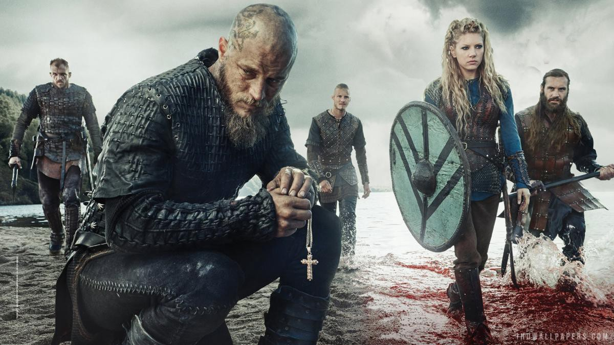 Vikings Season 6 Episode 10 [6x10] Eng Subs [History]