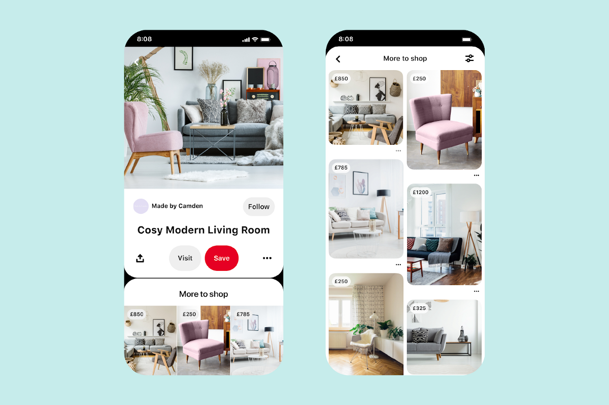 Understanding the product cycle of discovery to purchase on Pinterest | by Pinterest Engineering | Pinterest Engineering Blog | Oct, 2020 | Medium