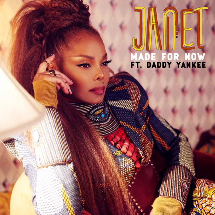 Download Mp3 : Janet Jackson Ft  Daddy Yankee — Made For Now