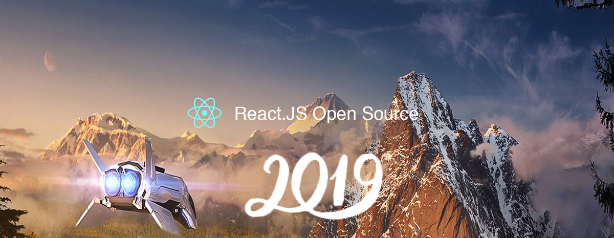 Amazing React.js Open Source of the Year (v.2019)