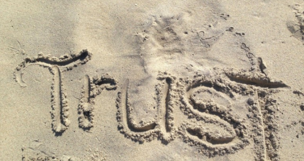 Trust is the residue of promises fulfilled