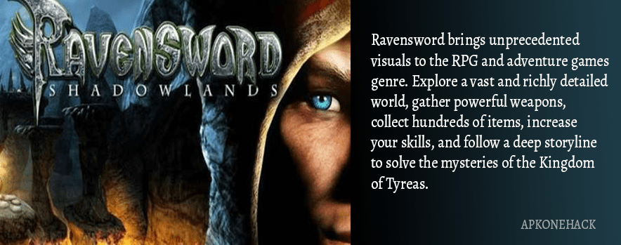 Ravensword: Shadowlands 3d RPG Apk + OBB Data [Full Paid] 4 53
