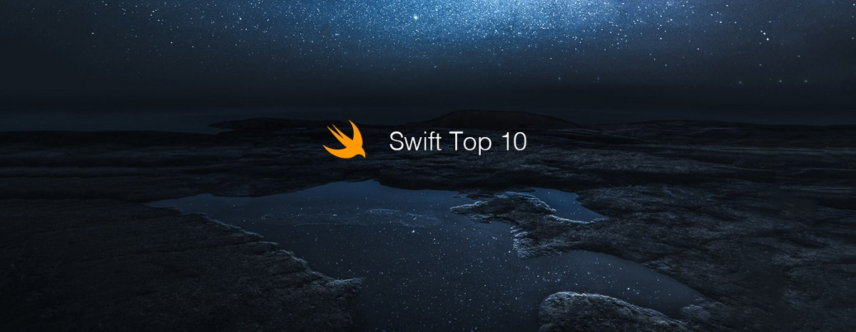 Swift Top 10 Articles for the Past Month (v.June 2018)
