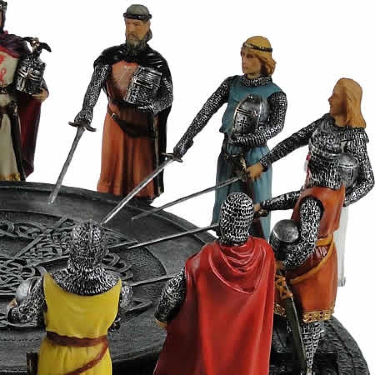 Build Your Own Camelot Who Remembers Camelot And Its Knights By Dave Clare Medium